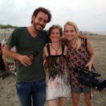 7 juillet - avec les journalistes