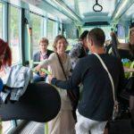 1er mai - danse dans le tram